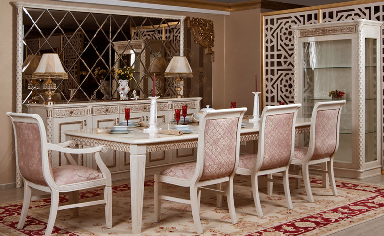 Nara Classic Dining Room Set