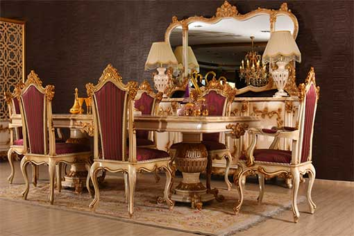 karmen classic dining room set
