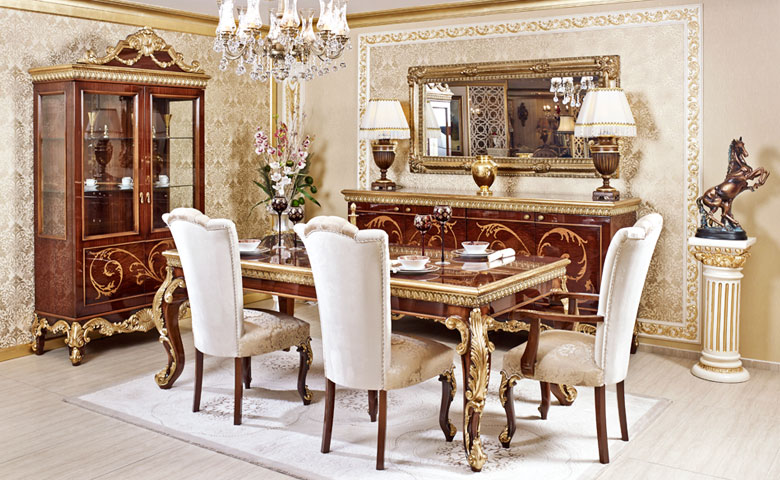 Sidelya Classic Dining Room